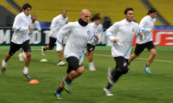 Pupi and cambiasso