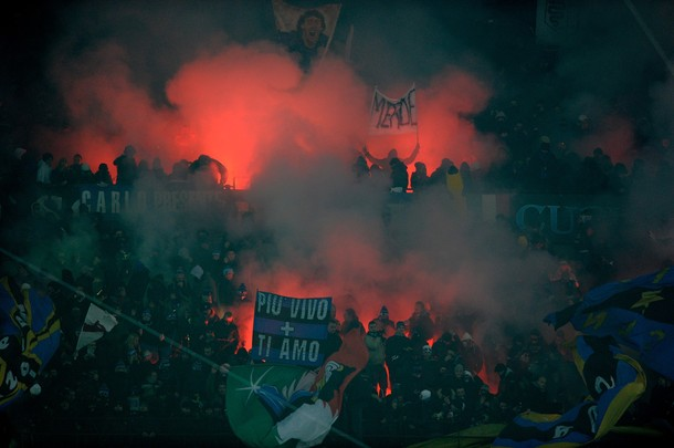 The curva nord