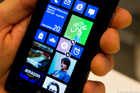 Software developer for Window 8 Phone