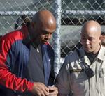 Charles Barkley at an Arizona jail.