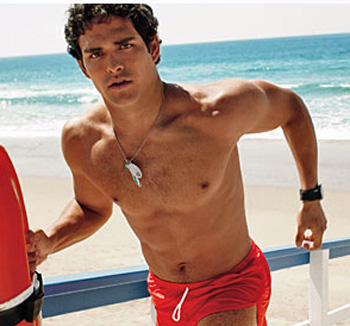 Mark Sanchez photo by Carter Smith (see gallery).