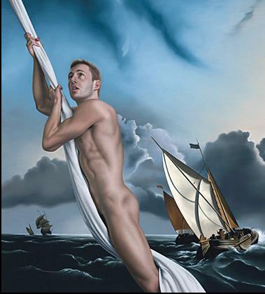 Matthew mitcham nude