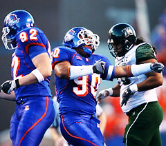 Billy Winn - Boise State DT