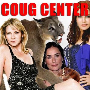 Woman cougar meme
