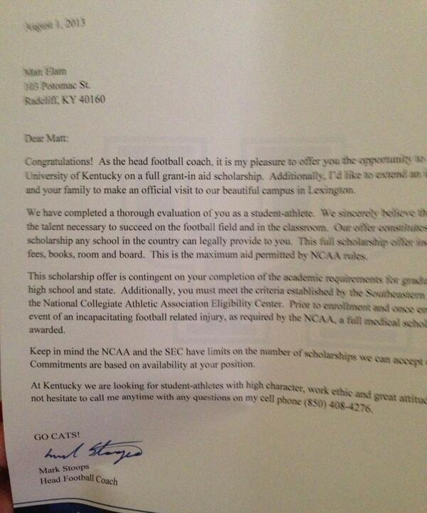 What college football scholarship letters look like the good bad bqwvui cqaawzt0medium altavistaventures