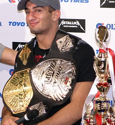 mousasi