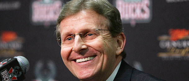 John Hammond is always looking to improve the Milwaukee Bucks