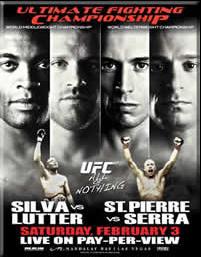 UFC 67 banner