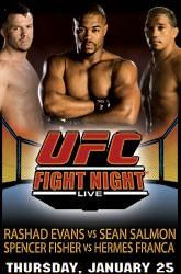 ufc fight night 8 live
