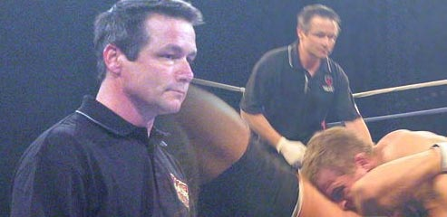 STEVE MAZZAGATTI UFC