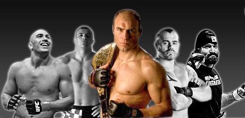 UFC 68 UFC rankings