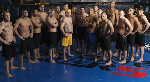 The Ultimate Fighter 5 Cast