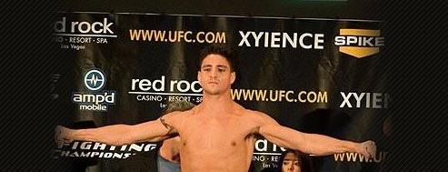 ufc 69 diego sanchez fight