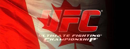 UFC to canada