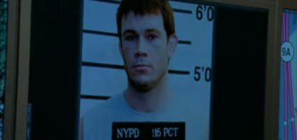 Forrest Griffin episode in Law & Order