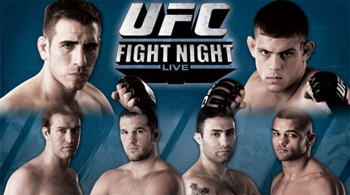 ultimate fight night 13