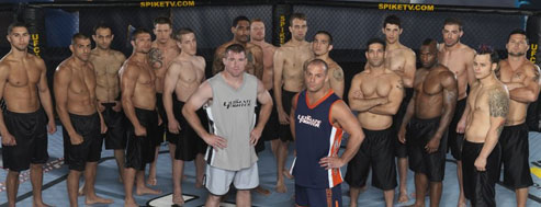 the ultimate fighter 6 tuf 6