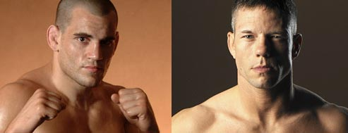 UFC 82 Jon Fitch Marcus Davis