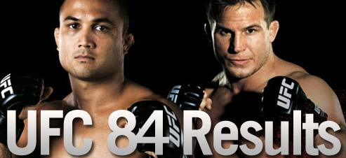 UFC 84 results