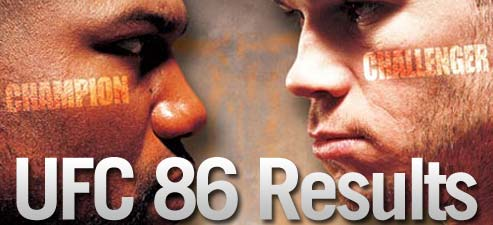 ufc 86 results