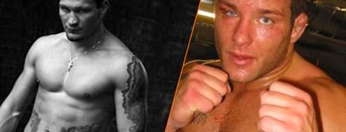 UFC 89 Jess Liaudin David Bielkheden