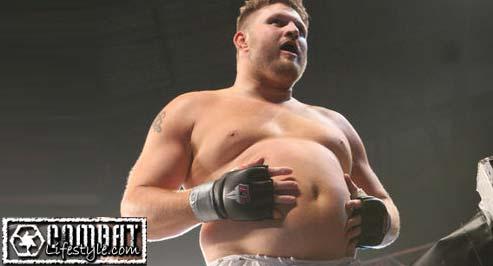 Roy Nelson MMA UFC