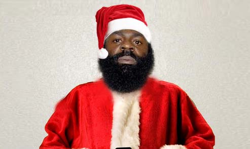 Kimbo Slice the actor to make debut on Nickelodeon's 'Merry ...