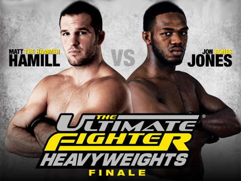 The Ultimate Fighter: Heavyweights Finale
