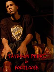 Tayshaun Prince the actor