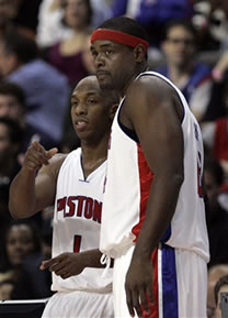 Big Shot and C-Webb