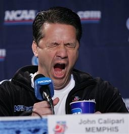 Satan is said to have closed one eye for every program he's left in NCAA purgatory.