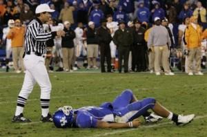 Tennessee Kentucky Football