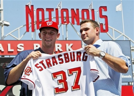 Nationals Treasure: Stephen Strasburg