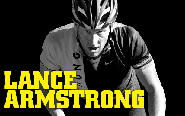 lance armstrong cancer. Take Lance Armstrong.