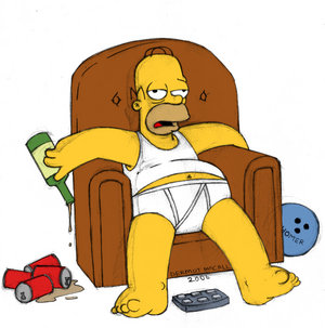 Homer_simpson_on_a_chair_by_hamjava_medium