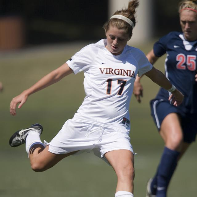 Sinead Farrelly, courtesy UVa Media Relations