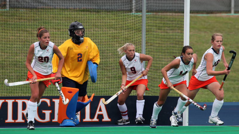 Field Hockey team, courtsey UVa Media Relations