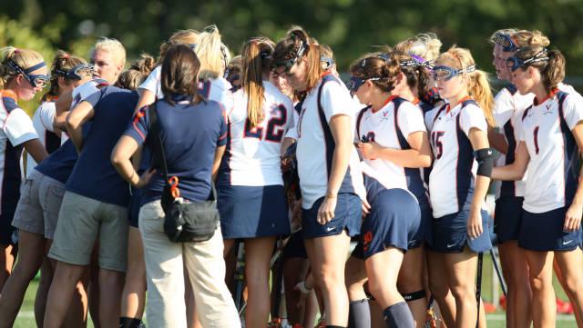 UVA Women's Lacrosse, courtesy UVa Media Relations