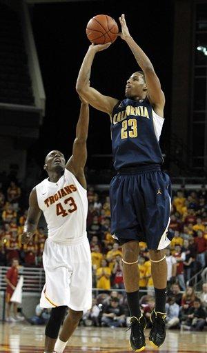 Allen Crabbe vs Marcus Simmons, Cal vs USC