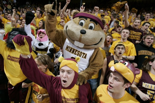 Minnesota Basketball Logo Minnesota Basketball Student