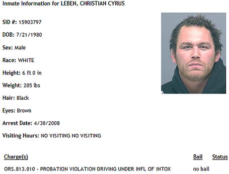 Chris-leben-busted-dui_medium
