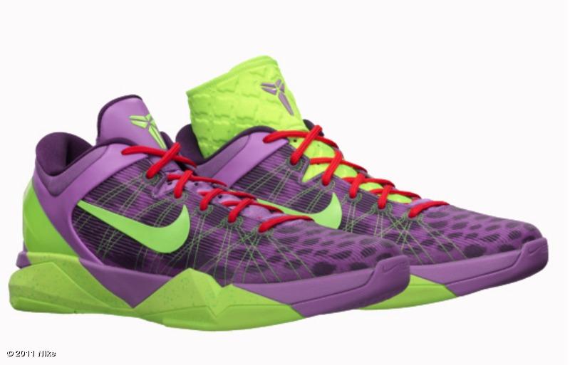 kobes sneakers