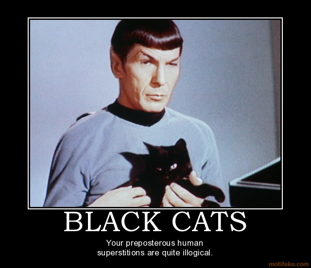 Black-cats-cats-spock-star-trek-superstition-demotivational-poster ...