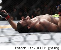 Michael Bisping defeated Mayhem Miller at the TUF 14 finale.