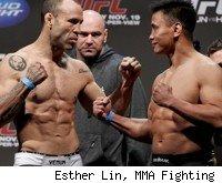 Wanderlei Silva faces Cung Le at UFC 139.
