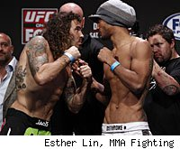 Clay Guida vs. Ben Henderson is a key lightweight battle on the UFC on FOX fight card.