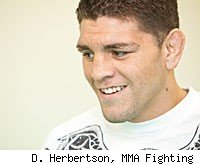Nick Diaz will be in the spotlight at the UFC 137 press conference Thursday afternoon.