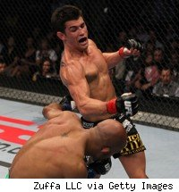 Dominick Cruz defeated Demetrious Johnson at UFC on Versus 6.