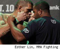 Antonio Silva faces Daniel Cormier in Strikeforce Heavyweight GP.