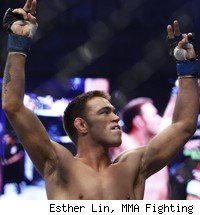 Jake Shields will face Jake Ellenberger at UFC Fight Night 25.